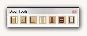 O Door tools é um script criado por Tomot e alojada no site ruby library depot. Estas ferramentas permitem criar rapidamente vários tipos de portas e ...  sc 1 st  ARQ E TEC & Plugin Sketchup: Door Tools - Modelar Portas em apenas 3 cliques