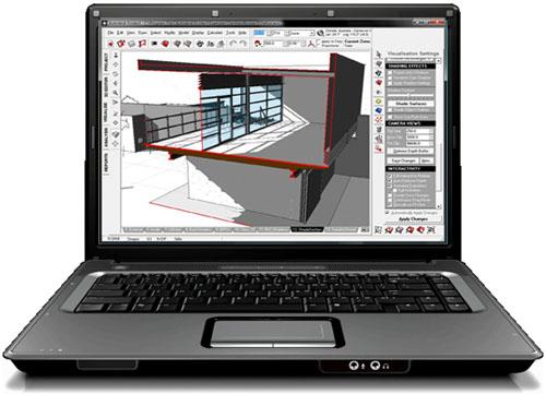 Computador Portátil para Arquitetura e Design