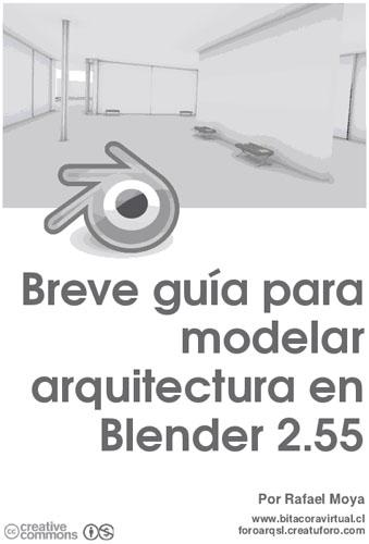 Breve guia para modelar arquitetura em blender
