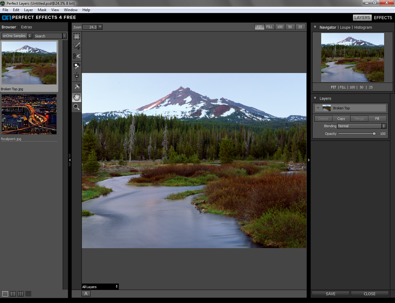 Perfect Effects 4 Free – Edite as suas Fotos e Imagens gratuitamente