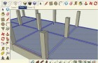 Plugin Sketchup: Building Structure Tools – Ferramentas Para Criar Estruturas
