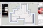 Plugin Sketchup: BuildEdge Plan – Desenho paramétrico de paredes e telhados