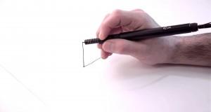 Lix – Nova caneta para croquis 3D