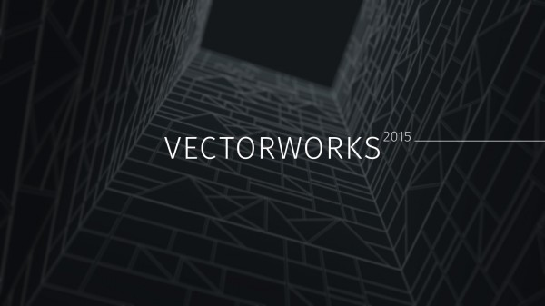 Nemetschek revela o novo Vectorworks 2015