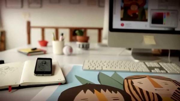 Moleskine e Adobe transformam o teu desenho em vectores!