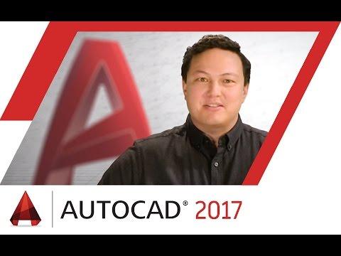 AutoCAD 2017 – As novidades em vídeo